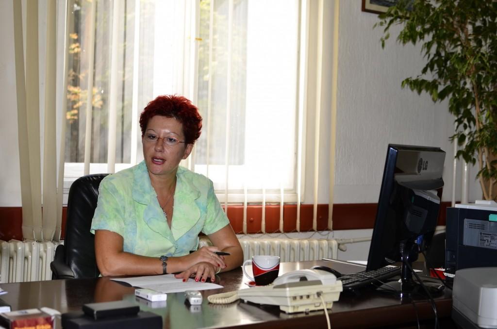 Predsednica Prekršajnog suda Ivana Mladenović
