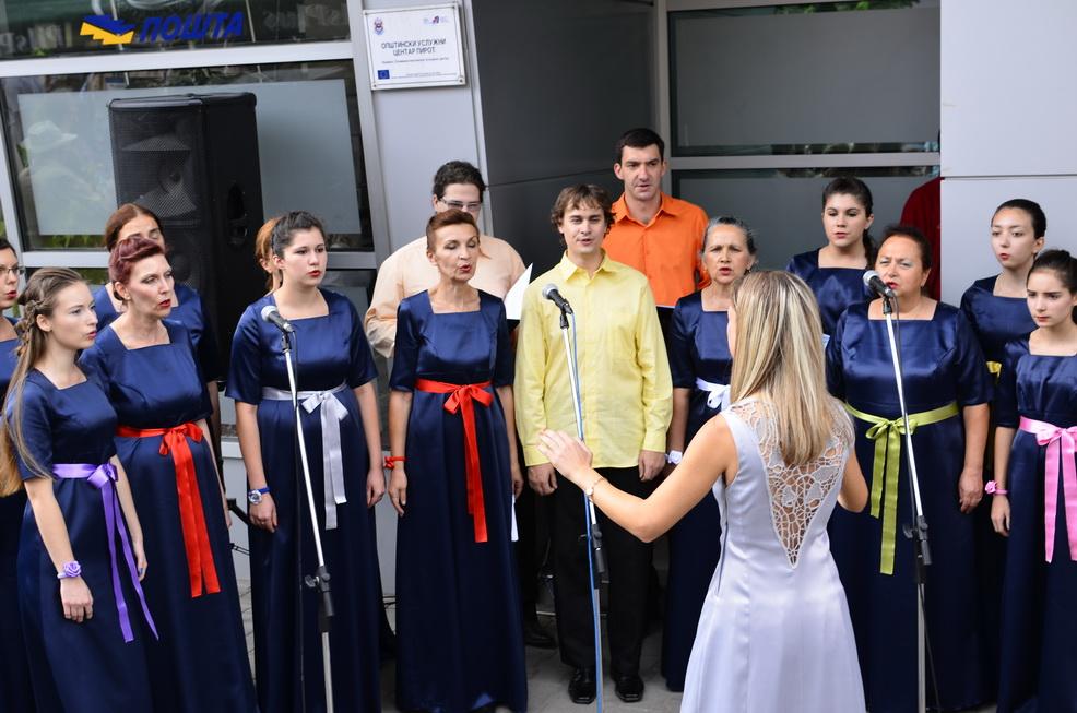 Photo of Humanitarni koncert hora Doma kulture