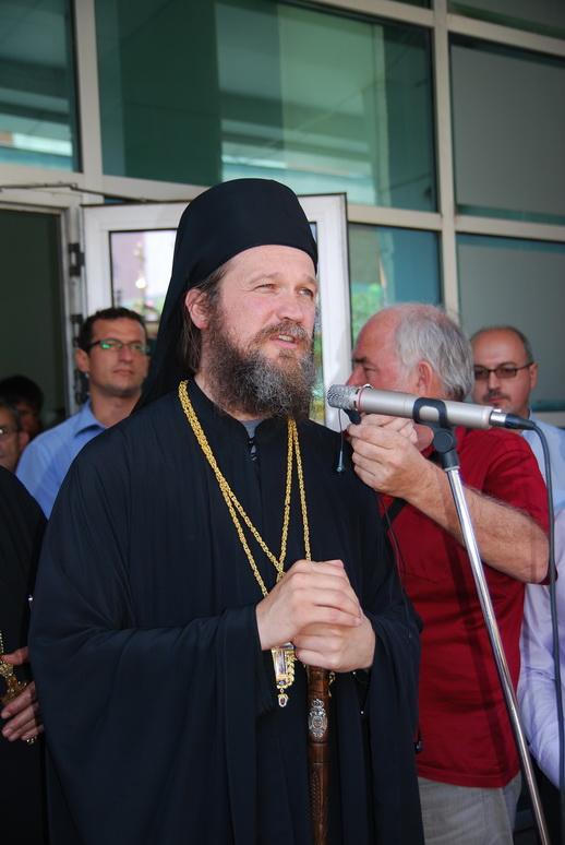 episkop jovan sa proslogodisnje proslave