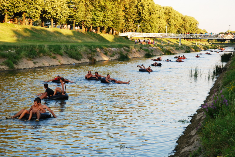 Rafting na Nišavi