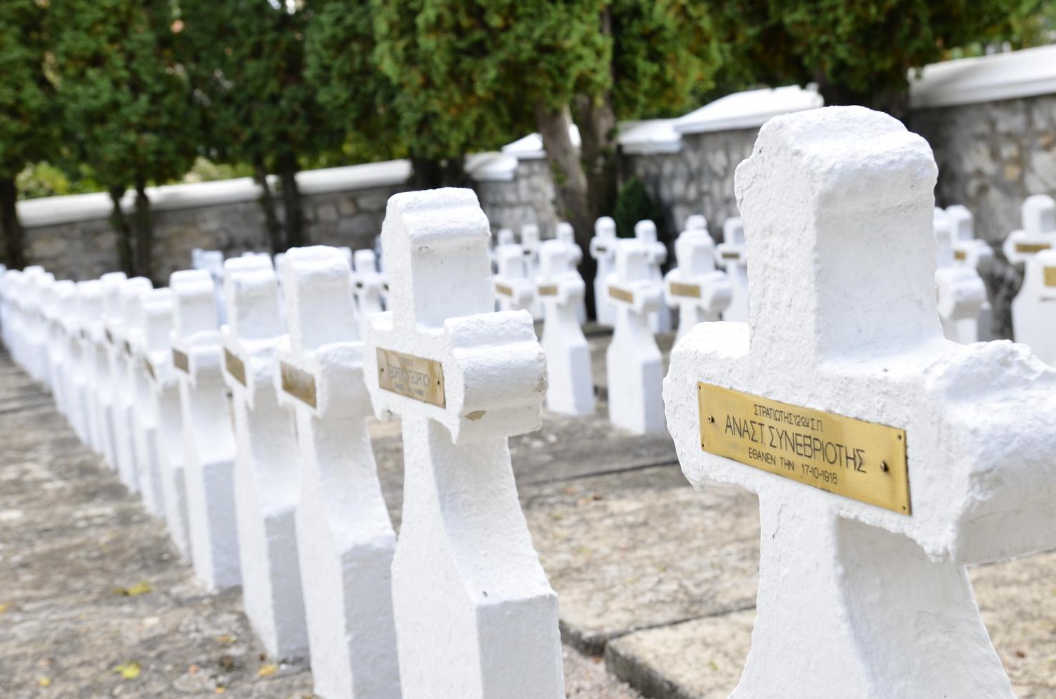 Photo of Četiri decenije brinu o grčkom groblju na Metiljavici