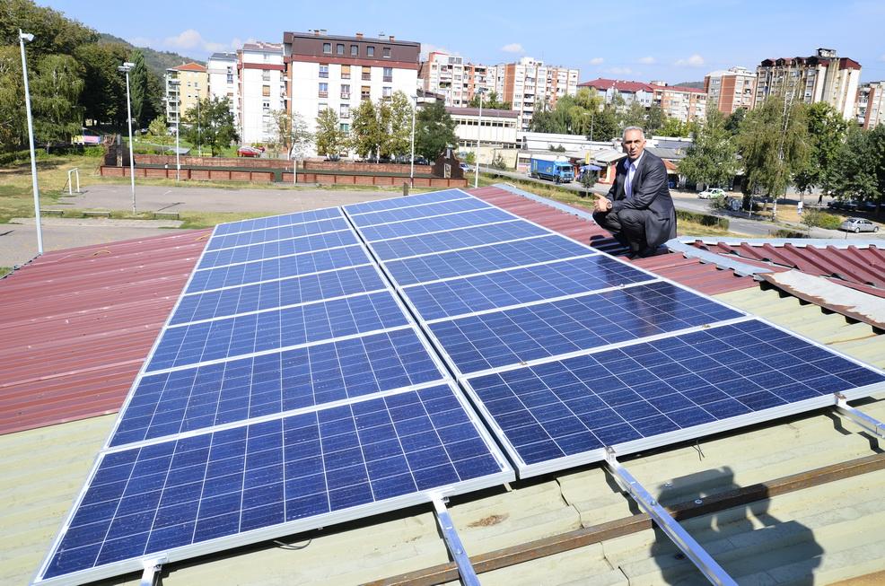 Photo of Solarna elektrana u Tehničkoj školi puštena u rad