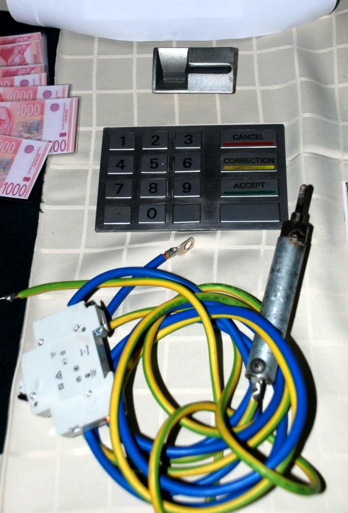 alat za falsifikovanje kartica