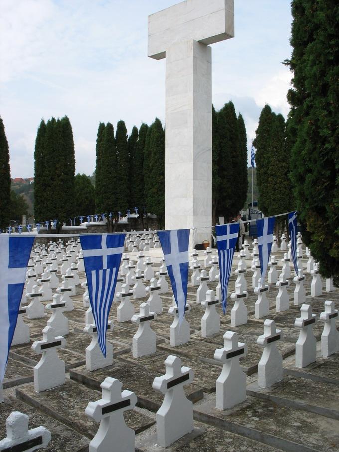 grcko groblje u pirotu