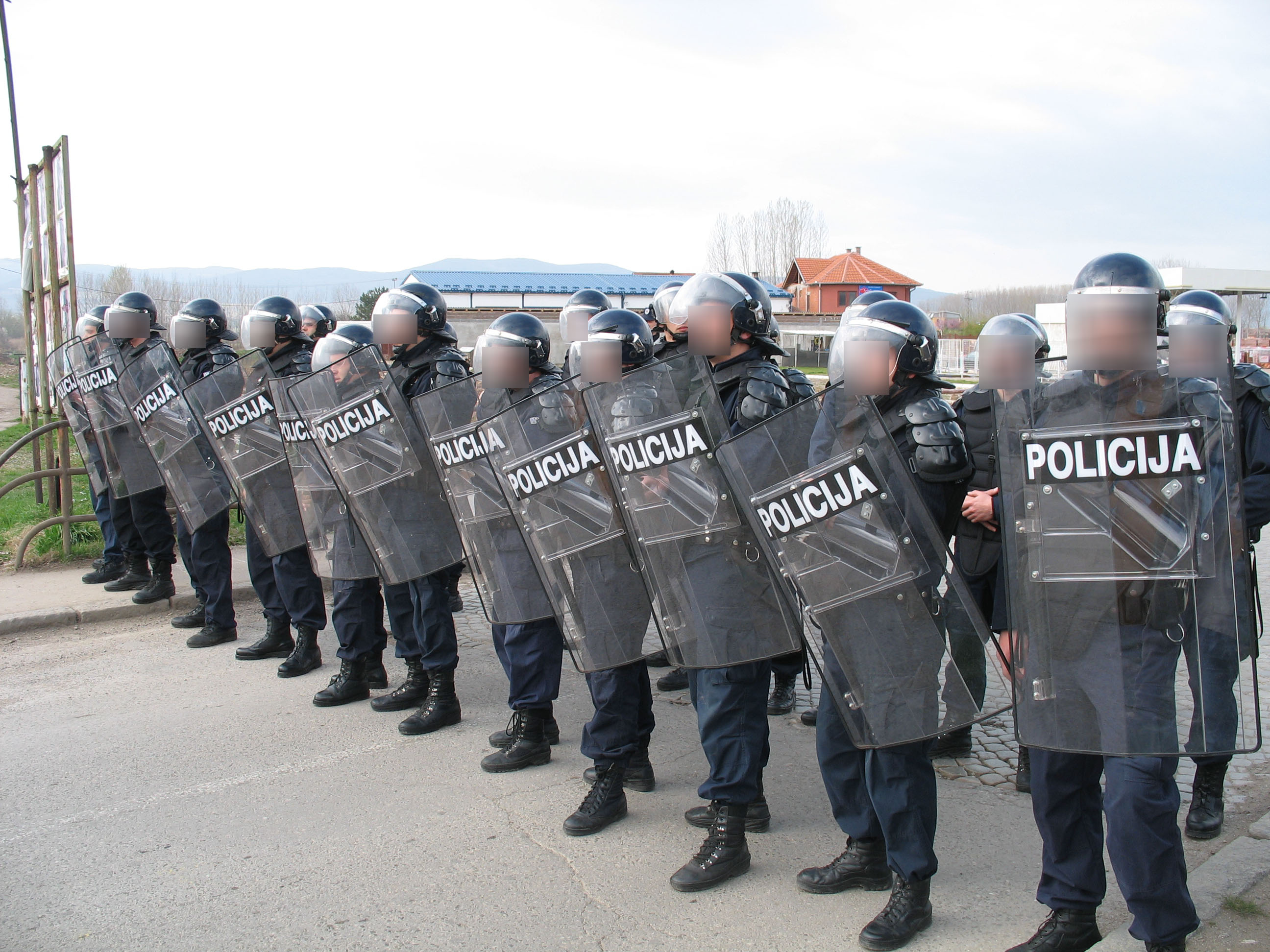 Photo of Međunarodna policijska vežba potere za beguncem