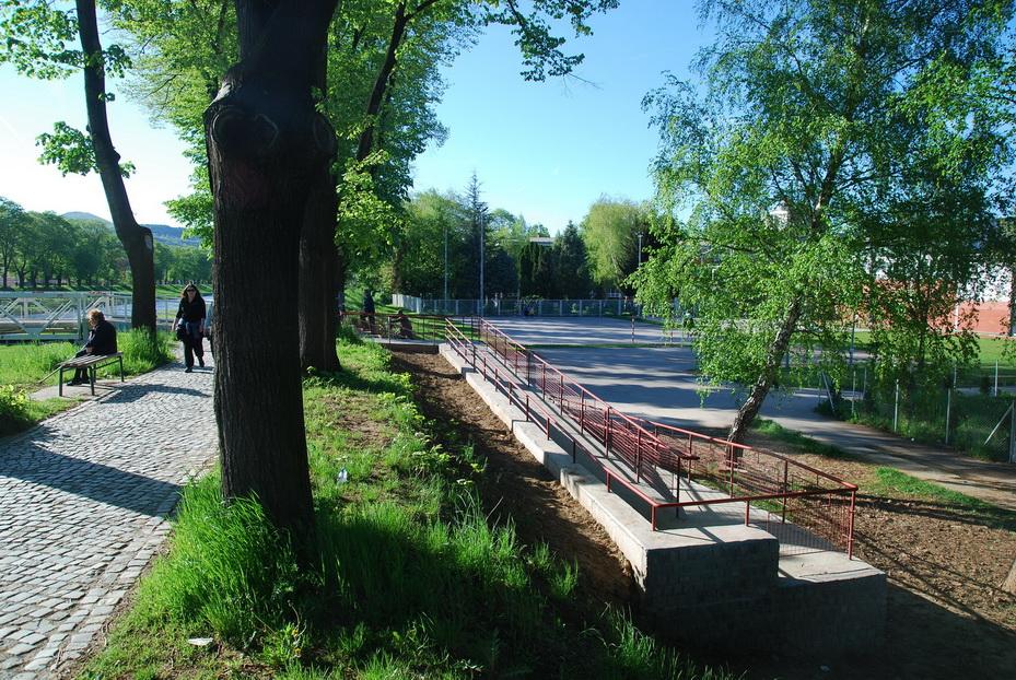 Photo of U Pirotu izgrađeno 14 rampi za osobe za invaliditetom
