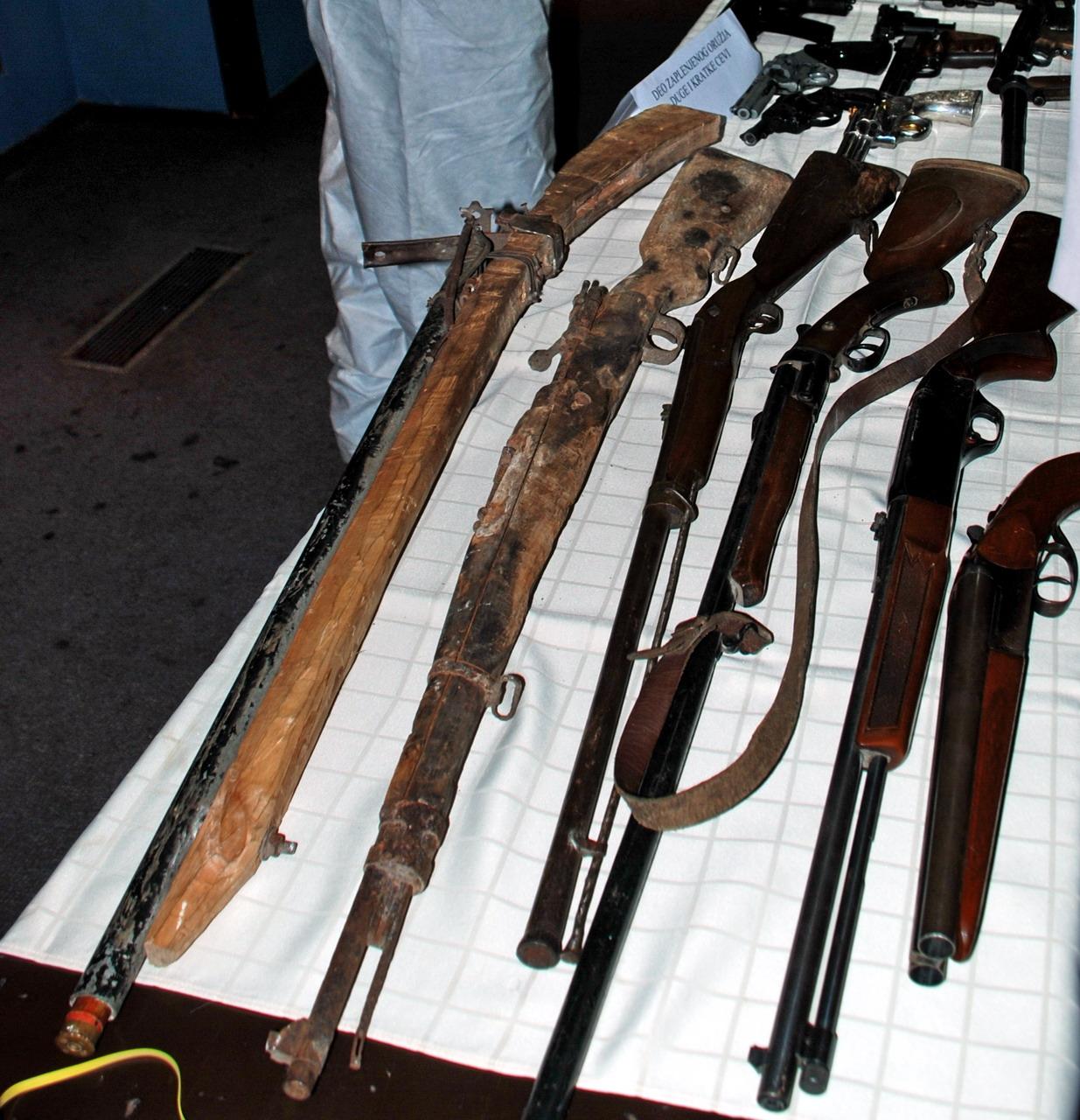 Photo of Akcija legalizacije oružja