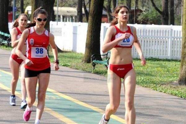 Photo of Danica Gogov najbolja hodačica Srbije