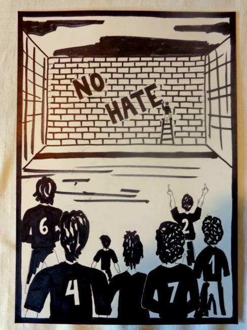 Photo of Umetnošću protiv govora mržnje na internetu