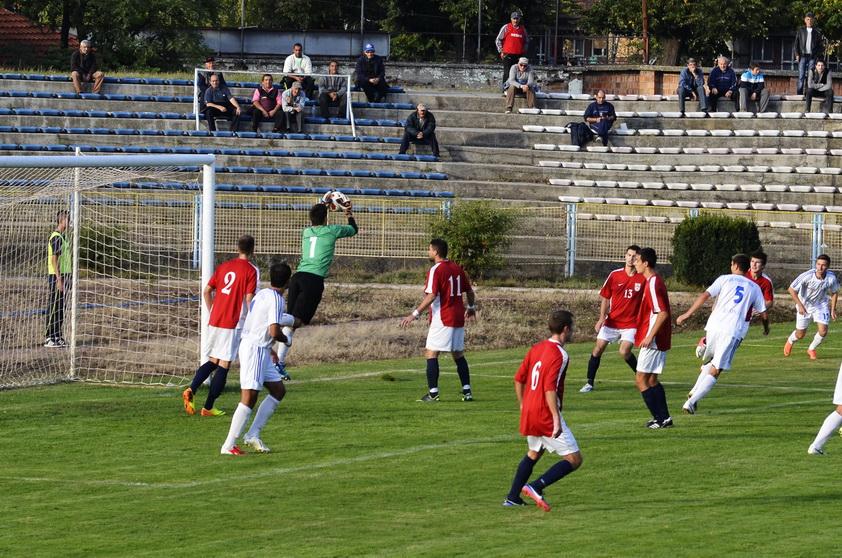 Photo of Radnički protiv Đerdapa slavio sa 5:0