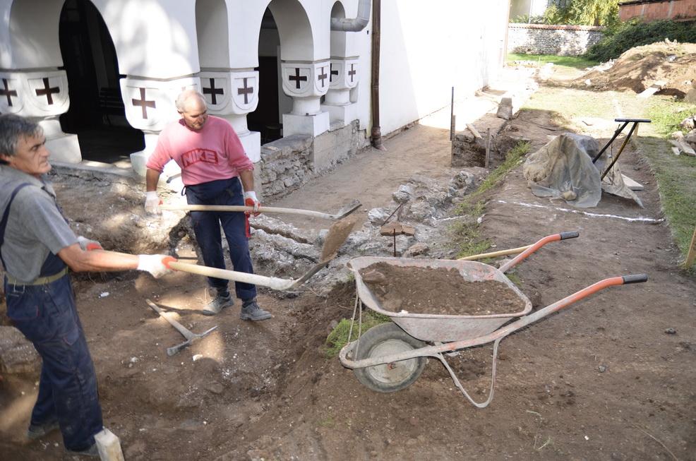 Photo of Pazarskoj crkvi pretilo popuštanje temelja