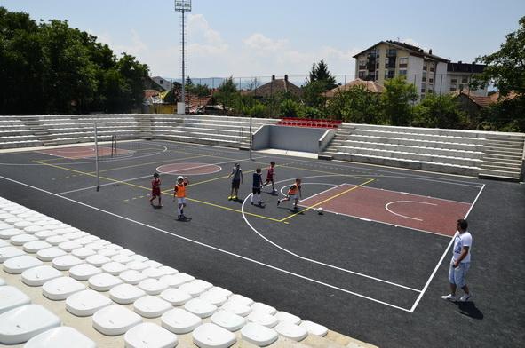 Photo of U utorak otvaranje teretane na Omladinskom stadionu