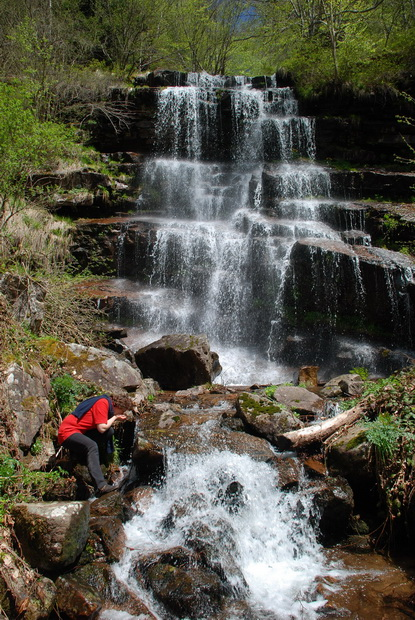 vodopad tupavica na Dojkinackog reci, voda moze da se pije bez ikakve bojazni