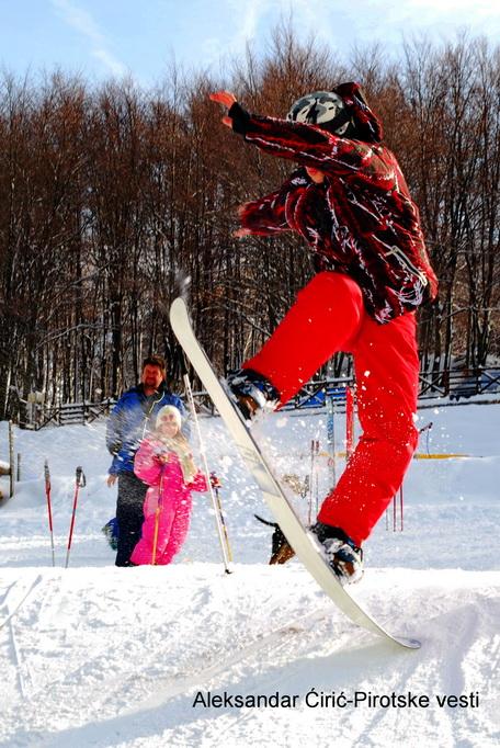 Photo of Zimus prva snoubord trka na Gradskom skijalištu?