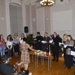 Crkveni hor iz Pirota na Međunarodnom festivalu pravoslavne muzike u Bugarskoj