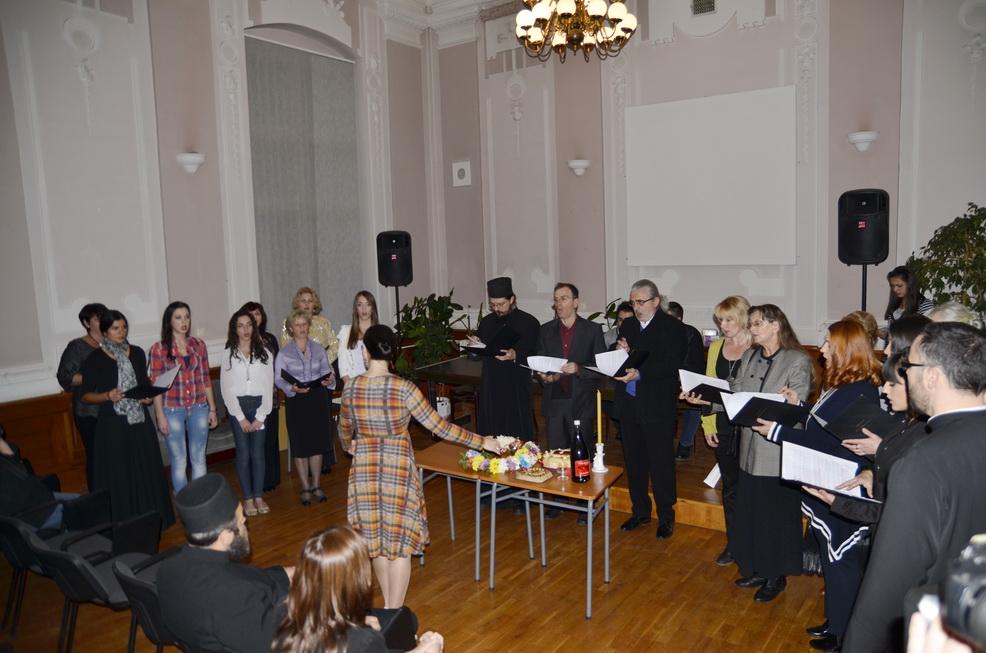 Photo of Crkveni hor iz Pirota na Međunarodnom festivalu pravoslavne muzike u Bugarskoj