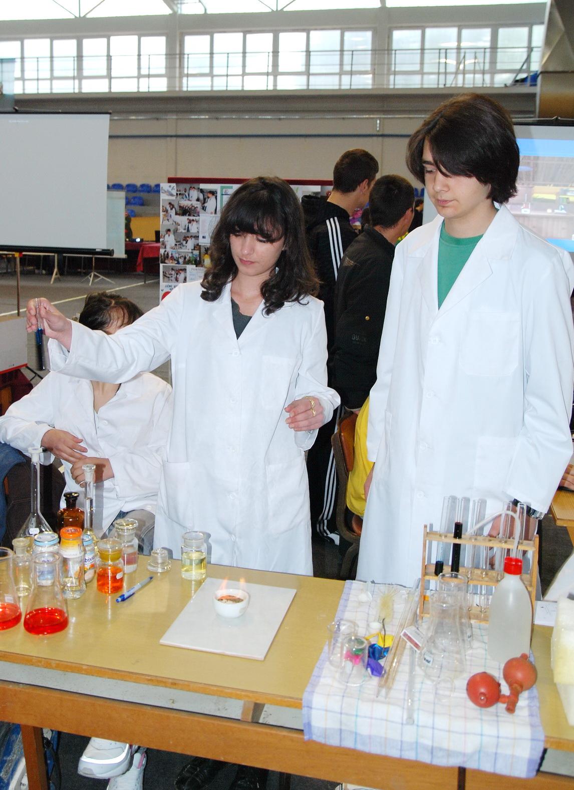 srednja strucna skola laboratorija