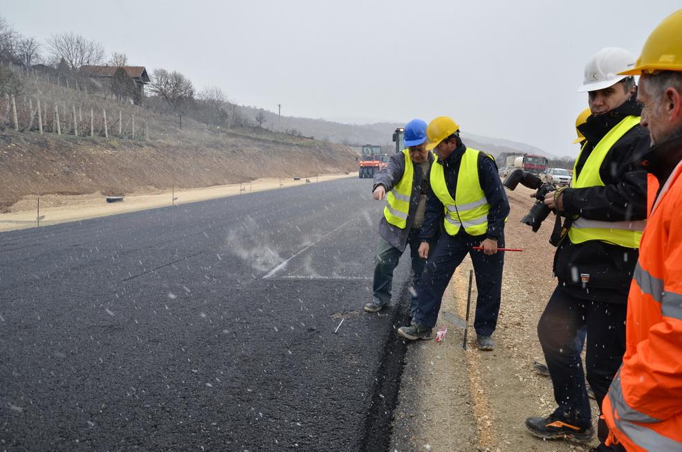 Photo of Nastavlja se izgradnja Koridora na deonici Pirot-Dimitrovgrad