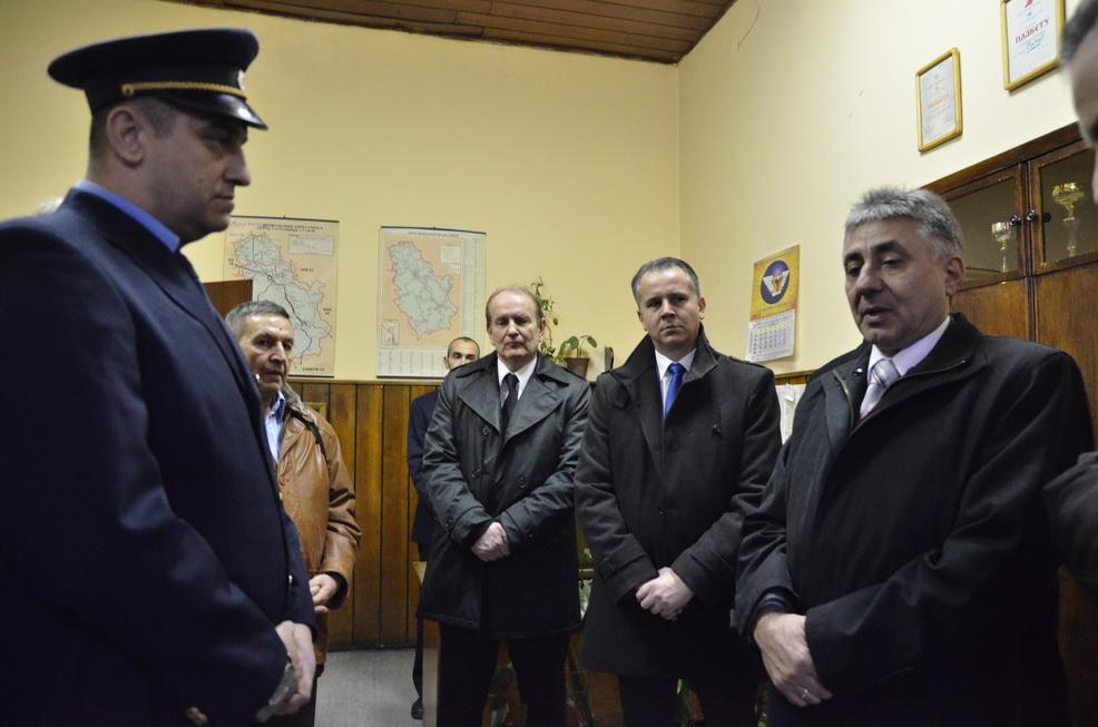 Photo of Direktor Simonović:Za tri godine biće završena rekonstrukcija pruge