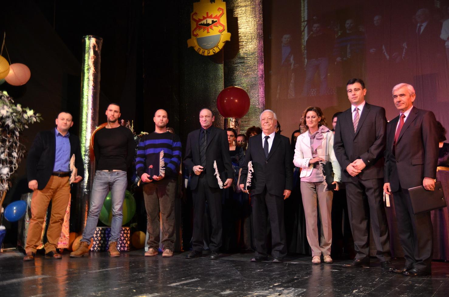 Photo of Dodeljene nagrade povodom Dana grada