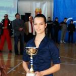 Zlato za Tihu Todorović u finalu Kupa  u Smederevu