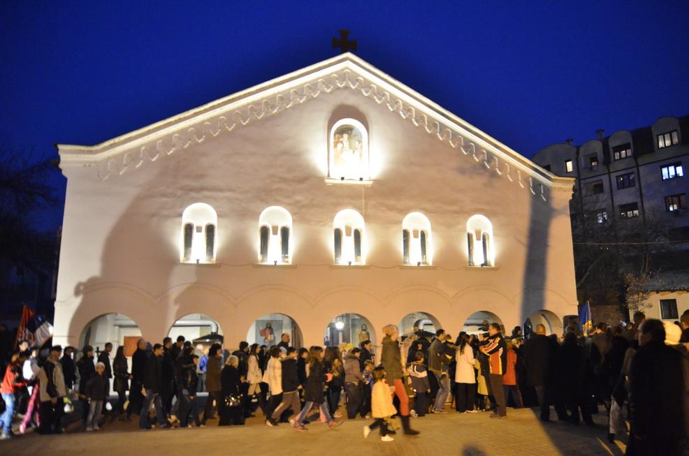 Photo of Raspored bogosluženja  na Badnji dan i Božić. Na drugi dan Božića Arhijerejsku liturgiju će služiti vladika niški Arsenije