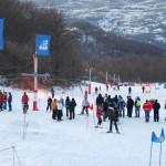 Na Božićnu školu skijanja i mališani iz Nemačke, drugih delova Srbije