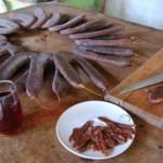 Pirotska peglana kobasica na Svetskom atlasu hrane