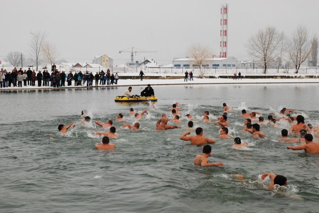 rekordan broj plivaca