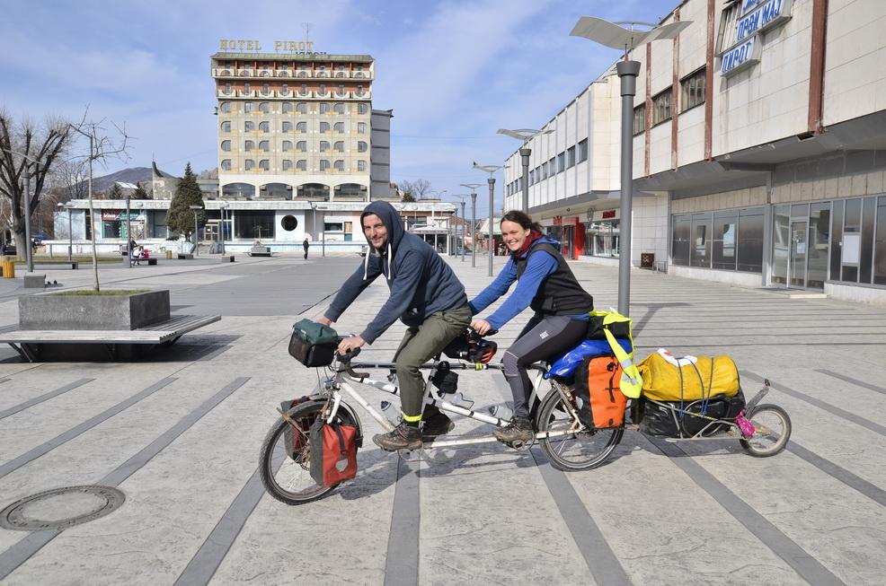 Photo of Na biciklu prelaze više od 3.000 kilometara