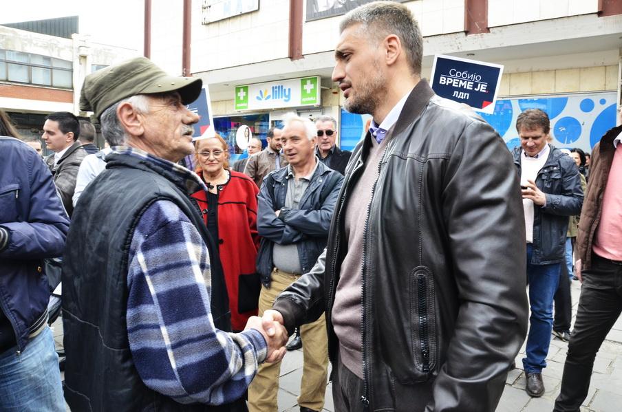 Photo of Jovanović:Posle izbora idemo sa Pirotom, Belom Palankom…