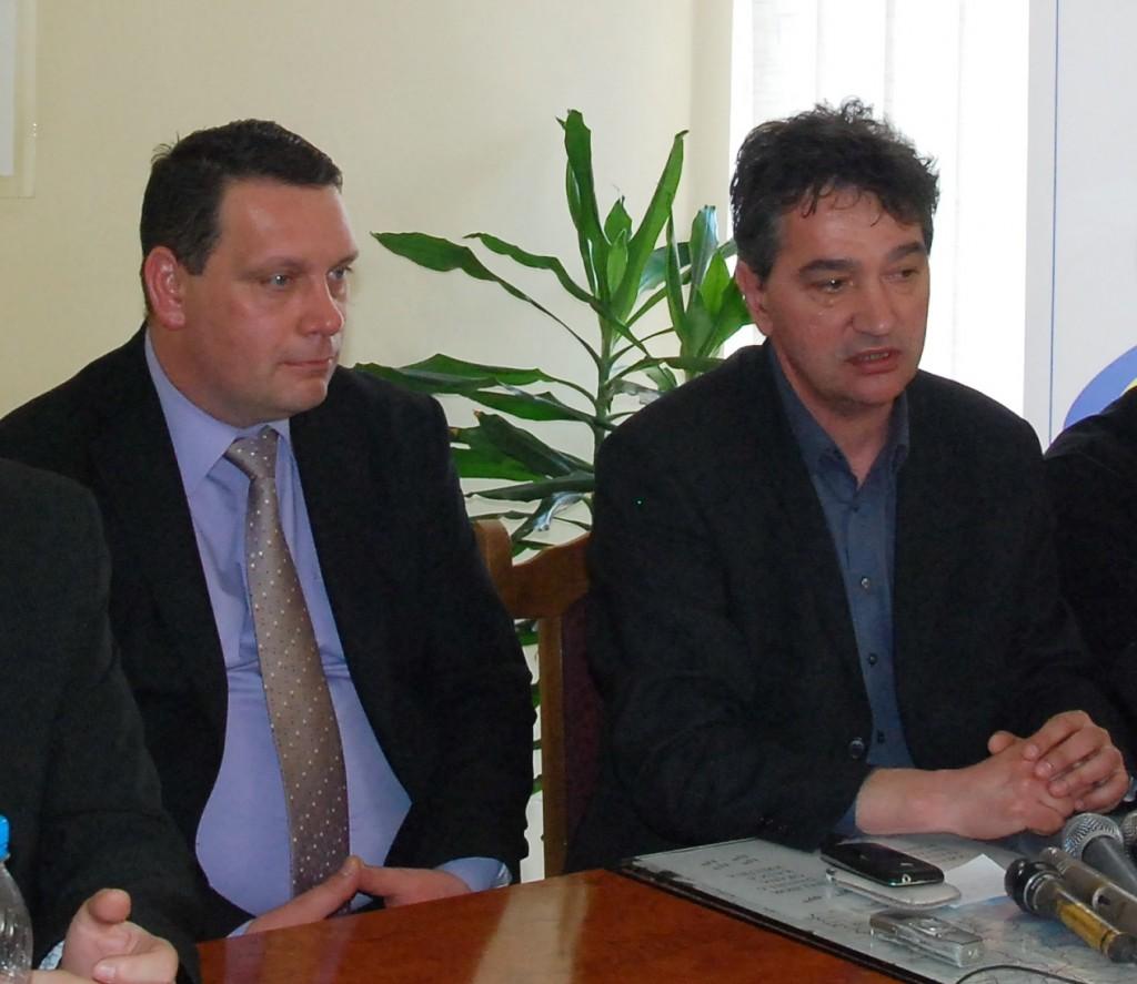 Srđan Pavlović i Goran Stamenović