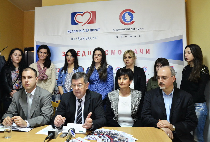 Photo of URS:Program subvencija za zapošljavanje u Pirotu obezbedio 1.871 radno mesto