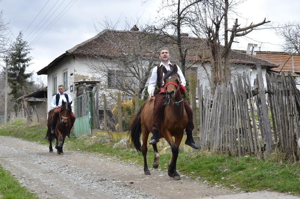 Photo of Jašući neosedlane konje prizivaju proleće i berićet