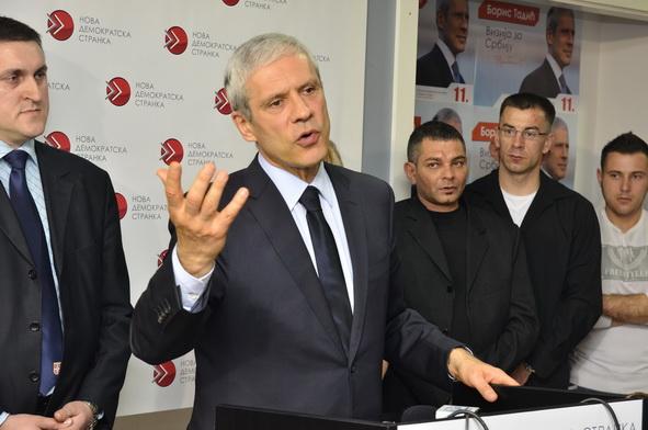 Photo of Tadić:Ovi izbori su presudni za bolji život građana Srbije