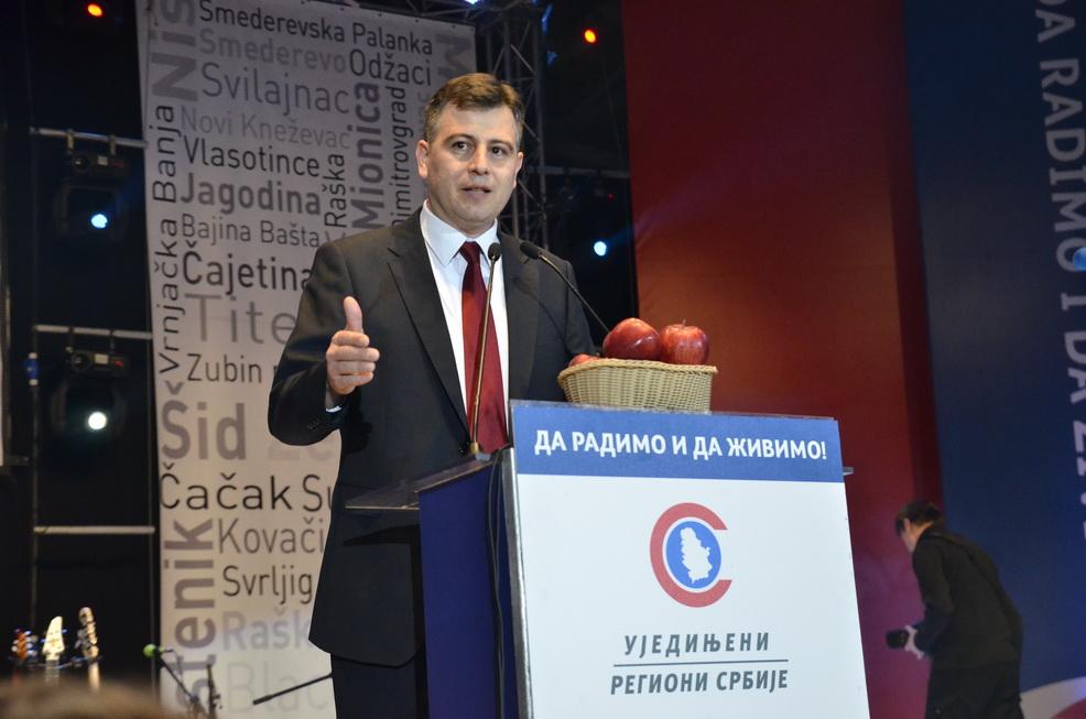 Photo of Vasić:Pirot je u vrhu prioriteta Ujedinjenih regiona Srbije