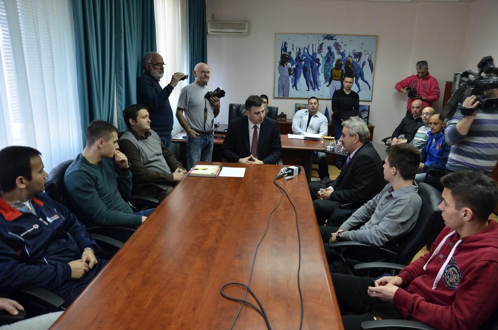Photo of Vasić:Opština će još snažnije podržavati sport i sportiste