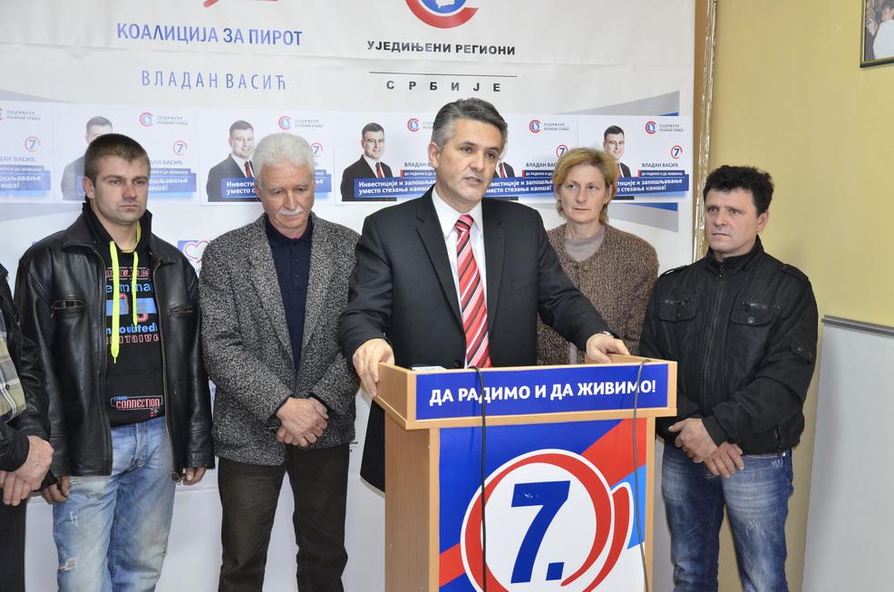 Photo of Popović:I ove godine nastavljamo sa investicijama u poljoprivredu kako bi se na selu živelo bolje