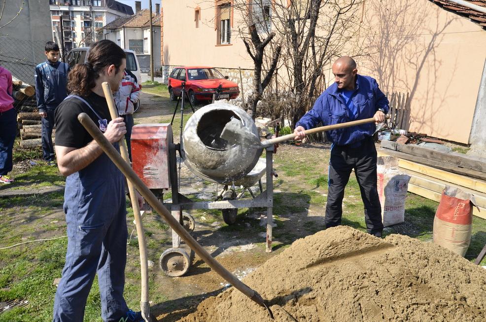 Photo of Sportisti pomažu porodici Halilković da dobije krov nad glavom