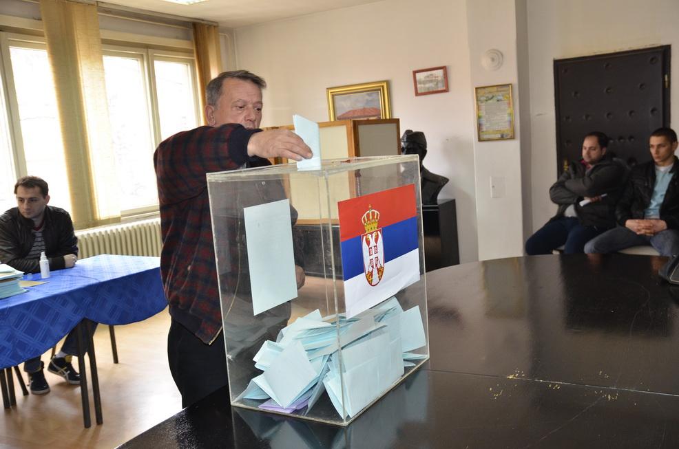 Photo of Tanjug:Ubedljiv izborni trijumf SNS