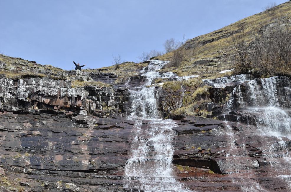 Kaludjerski vodopad Stara planina