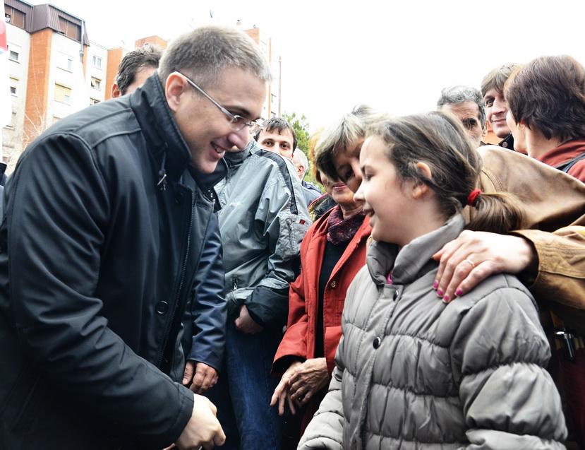 Photo of Stefanović:Isplatu penzija garantujemo jakom ekonomijom