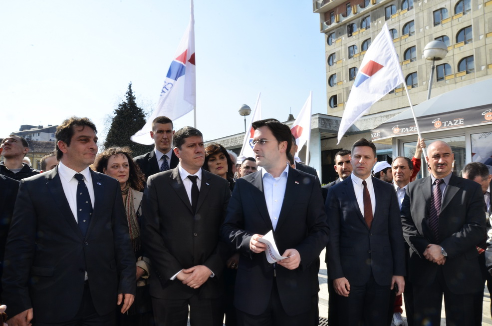 Photo of Selaković:Vratili smo poverenje građana u državu