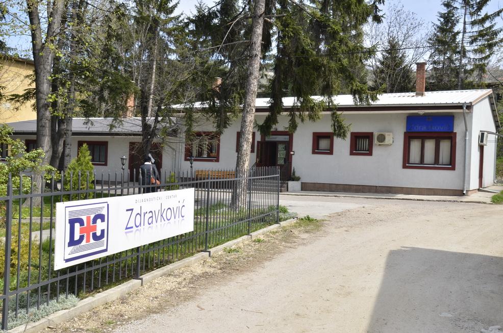 Photo of Dr Zdravković negira tvrdnje pacijenta iz Dimitrovgrada