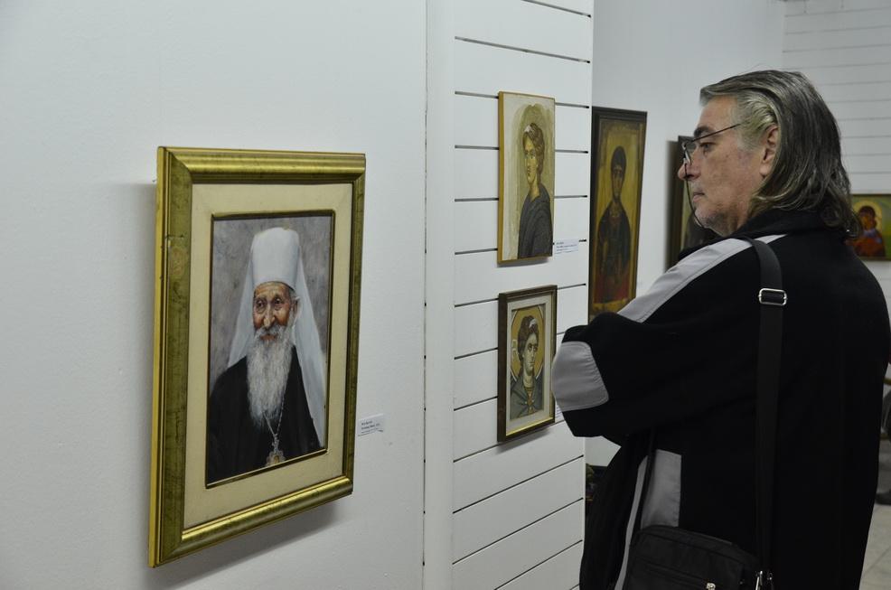 """Photo of Otvorena izložba """"Vaskrs ikone"""""""