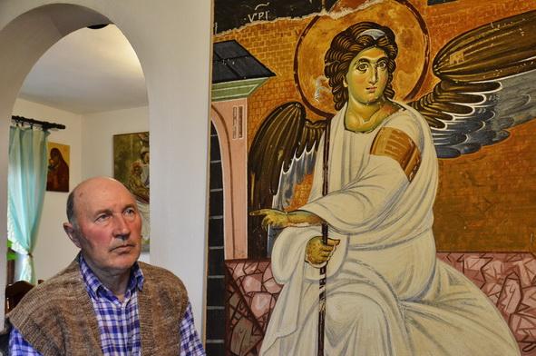 Photo of Zagonetni pogled na licu Belog Anđela pokazuje Hristovo vaskrsenje