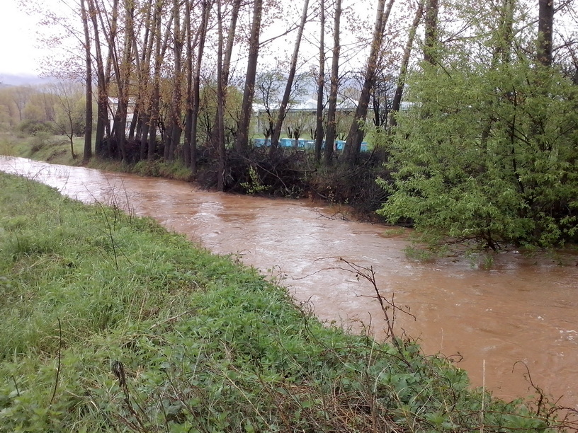 Photo of Očišćen kanal Rasničke reke, nema opasnosti