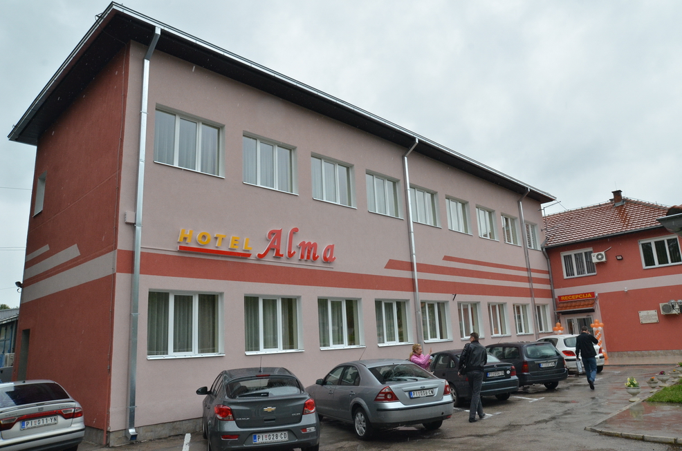 "Photo of Otvoren hotel ""Alma"""