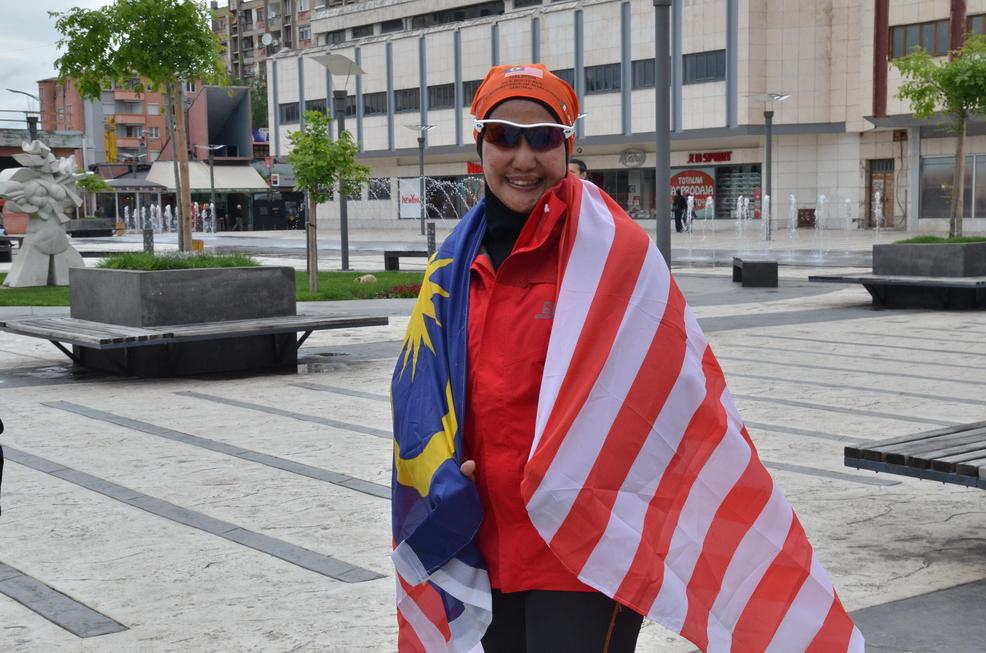 """Photo of Malezijska maratonka na """"Putevima svile Marka Pola"""""""
