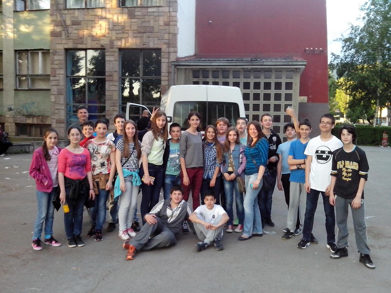 Photo of Pirotski osnovci pomažu vršnjake u Varvarinu